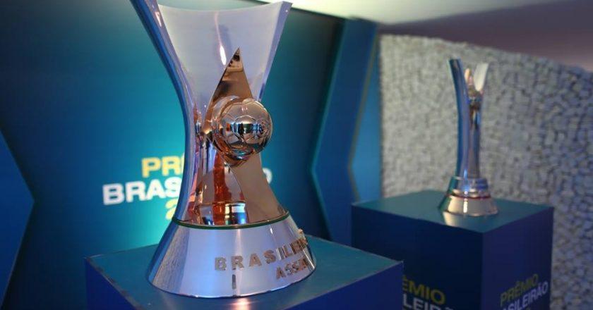 Taça do Campeonato Brasileiro de Futebol 2018. Foto: Divulgação/CBF