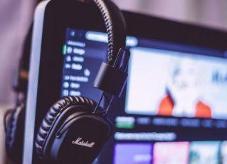 Músicas mais executadas em streamings. Foto: Reprodução de Internet