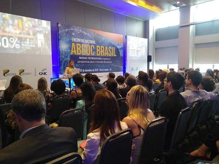 ENCONTRO NACIONAL ABEOC BRASIL 2018. Foto; Divulgação