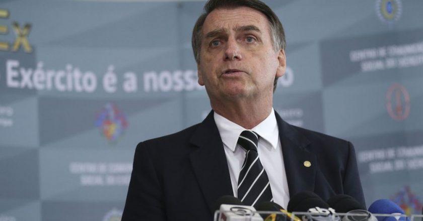 Jair Bolsonaro. Foto: José Cruz/Agência Brasil