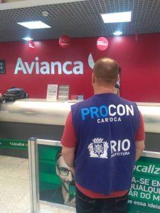 Procon Carioca notifica companhias aéreas. Foto: Divulgação