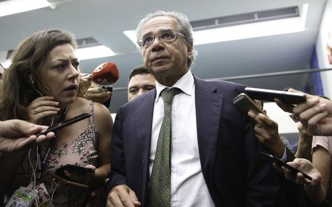 Paulo Guedes. Foto: Fabio Rodrigues Pozzebom/Agência Brasil