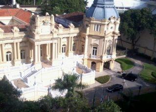 Palácio Guanabara. Foto: Reprodução de Internet