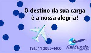 Via Mundo. Foto: Divulgação