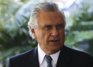 Governador de Goiás, Ronaldo Caiado. Foto: Antonio Cruz/Agência Brasil