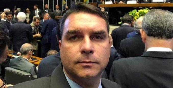Flávio Bolsonaro. Foto: Reprodução de Internet