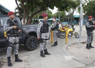 Ceará enfrenta onda de violência. Foto: Reprodução/Agência Brasil