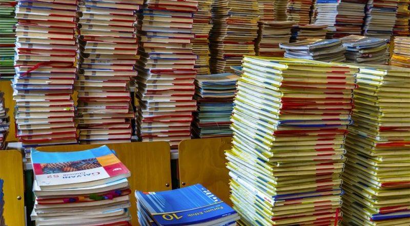 Livros. Foto: Reprodução de Internet