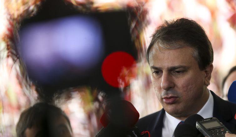 Camilo Santana. Foto: Marcelo Camargo/Arquivo/Agência Brasil