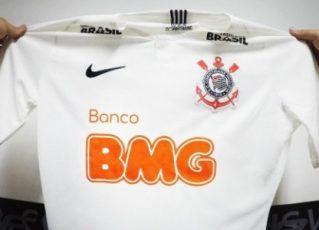 Corinthians anuncia patrocinador. Foto: Divulgação