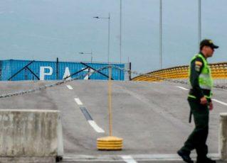 Fronteira entre Brasil e Venezuela. Foto: Reprodução de Internet