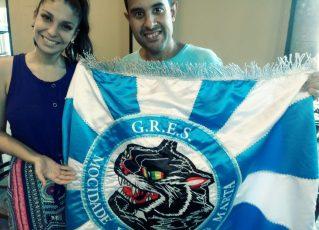 Erica Duarte e Pedro Miranda. Foto: Divulgação