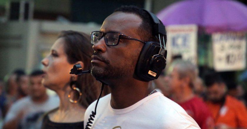 Alex Fab, Diretor de Carnaval. Foto: Arquivo Pessoal.