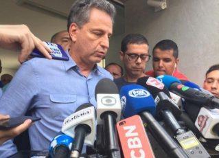 Rodolfo Landim. Foto: Reprodução de Internet/Twitter
