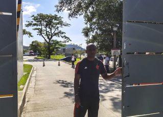 Incêndio no centro de treinamento do Flamengo deixa dez mortos. Foto: Tomaz Silva/Agência Brasil