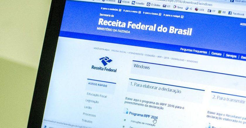 Imposto de Renda. Foto: Marcelo Camargo/Agência Brasil