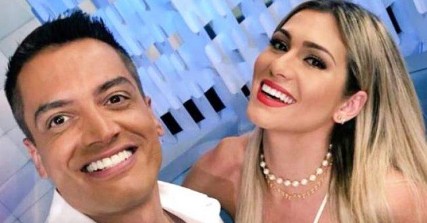 Leo Dias e Livia Andrade. Foto: Reprodução/Instagram