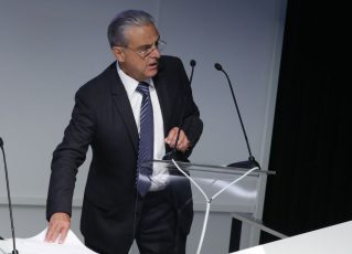 Robson Braga de Andrade. Foto: Antonio Cruz/Agência Brasil