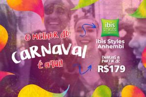 Hotel Ibis Styles São Paulo Anhembi. Foto: Divulgação