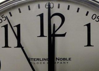 Relógio. Foto: Pixabay