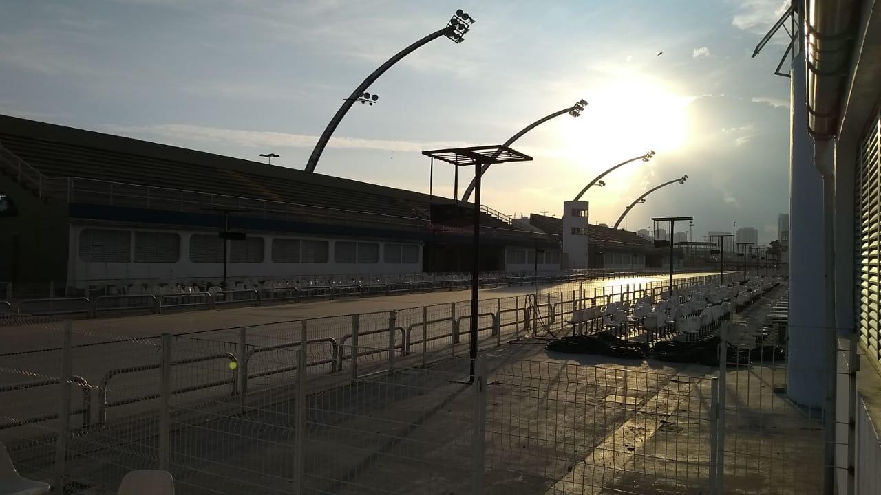 Sambódromo do Anhembi. Foto: SRzd
