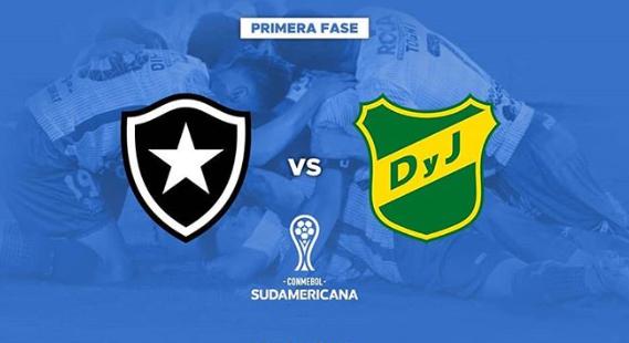 Botafogo x Defensa y Justicia. Foto: Divulgação