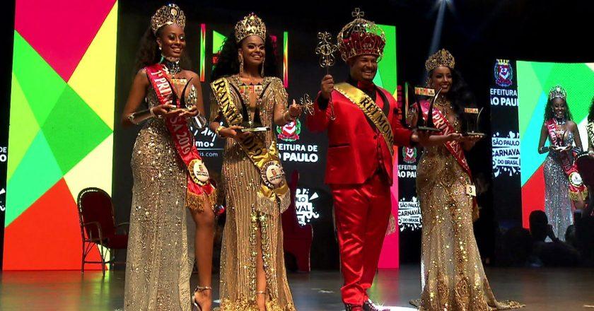 Corte do Carnaval 2019. Foto: Reprodução de TV