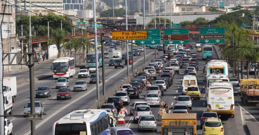 Avenida Brasil. Foto: Centro de Operações Rio