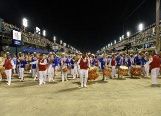 Desfile Estácio de Sá 2019. Foto: Leandro Milton/SRzd