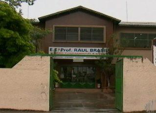 Fachada da Escola Estadual Raul Brasil, em Suzano (SP) - Reprodução de Internet