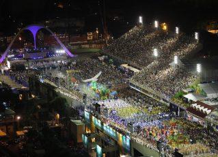 Desfile da Portela 2019 na Marquês de Sapucaí. Foto: Cezar Loureiro/Riotur