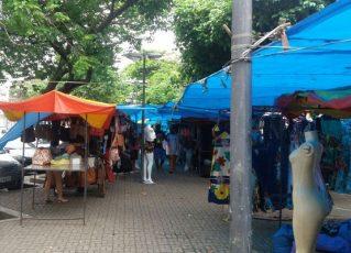 Ambulantes. Foto: Divulgação