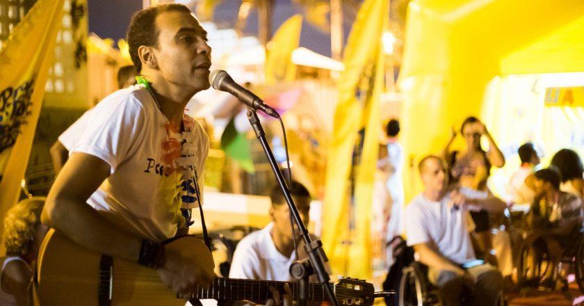 Luau inclusivo. Foto: Divulgação