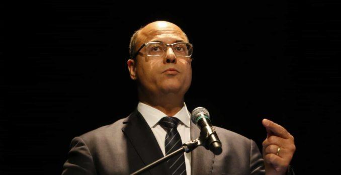 Wilson Witzel. Foto: Agência Brasil