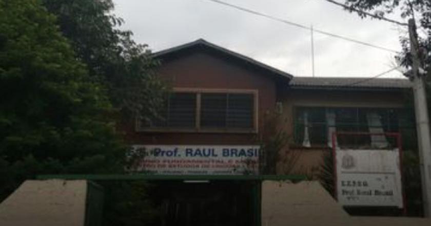 Fachada da Escola Estadual Raul Brasil, em Suzano (SP) - Reprodução/Google Maps