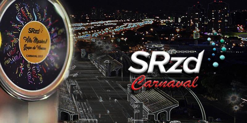 Prêmio SRzd Carnaval SP 2019. Foto: SRzd