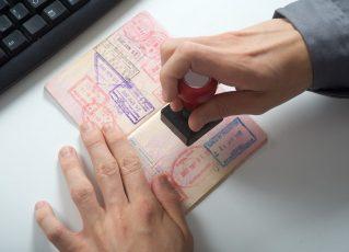 Passaporte. Foto: Reprodução de Internet