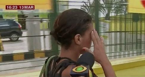 Mãe afirma que Guilherme Taucci não tinha motivo para cometer o massacre. Foto: Reprodução de TV