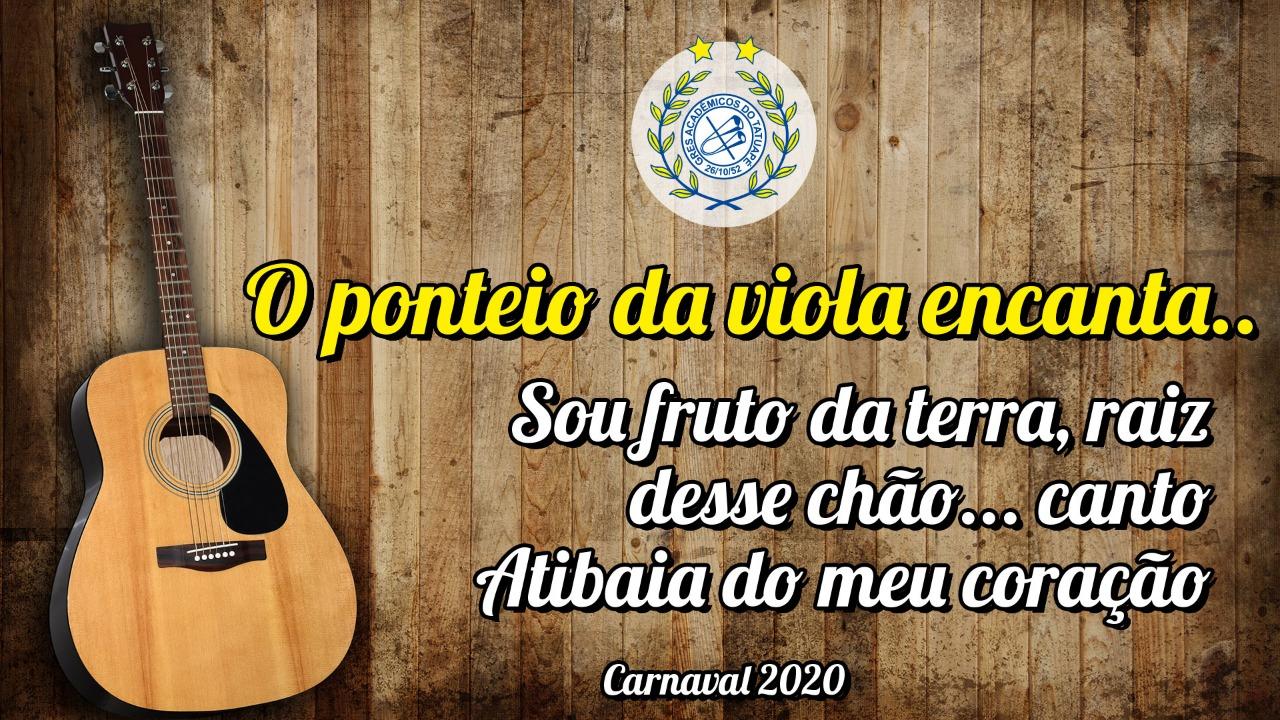 Tatuapé lança enredo para o Carnaval 2020. Foto: SRzd - Guilherme Queiroz