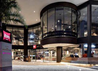 Hotel Ibis São Paulo Barra Funda. Foto: Divulgação