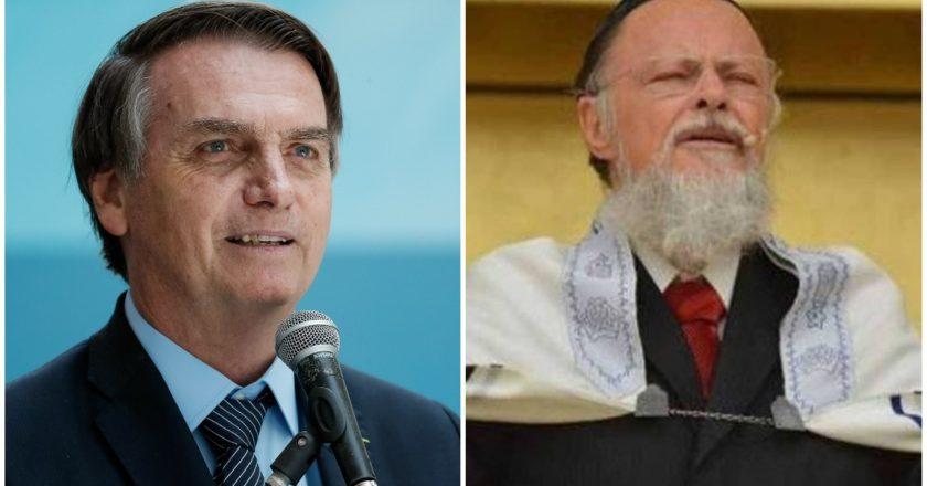 Jair Bolsonaro e Edir Macedo. Foto: Reprodução de Internet