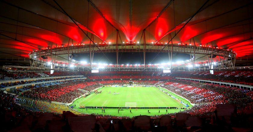 Maracanã. Foto: Divulgação