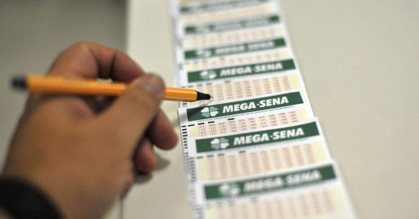 Mega-Sena. Foto: Marcello Casal jr/Agência Brasil