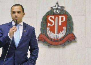 Douglas Garcia. Foto: Assembleia Legislativa de SP/Divulgação