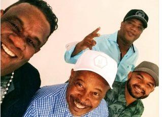Grupo Quesito Melodia. Foto: Divulgação