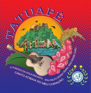 Logotipo do enredo da Acadêmicos do Tatuapé para o Carnaval de 2020. Foto: Divulgação