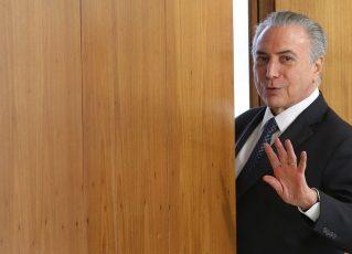 Michel Temer. Foto: Lula Marques/AGPT