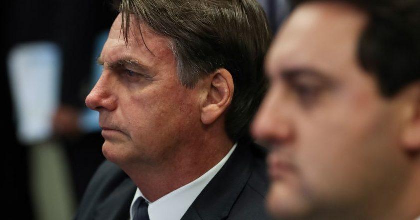 Bolsonaro e Moro. Foto: Marcos Correia Agência Brasil