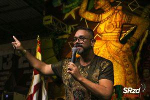 Edson Pereira. Foto: SRzd – Cesar Augusto