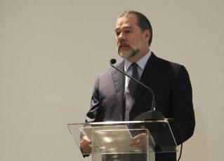 O presidente do STF, Dias Toffoli. Foto: Rovena Rosa/Agência Brasil